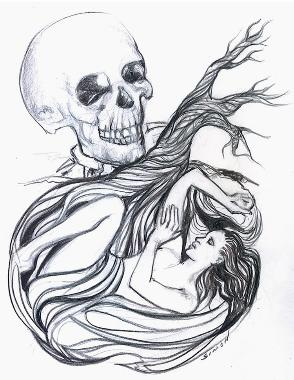Death and the Buried Girl
